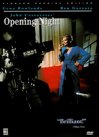 Gena Rowlands in Opening Night (1977)