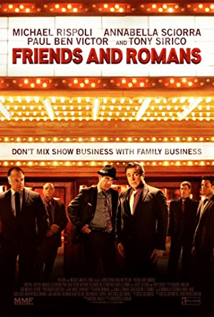 Friends and Romans Pelicula Poster