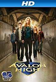 Avalon High Poster