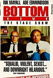 Bottom Live (1993) Poster - Movie Forum, Cast, Reviews