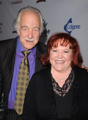 Howard Hesseman and Edie McClurg