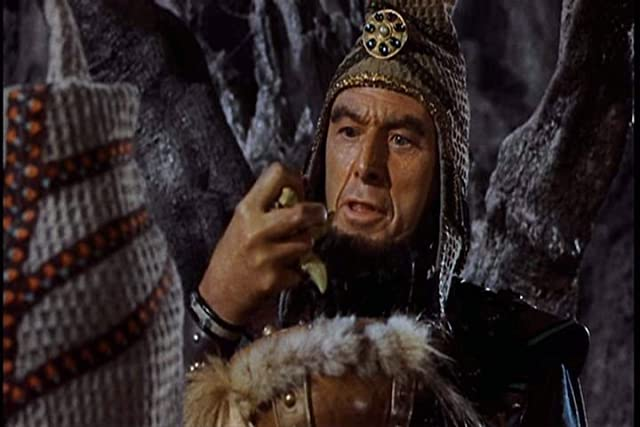 Jack Gwillim as King Aeetes in Jason and the Argonauts (1963)