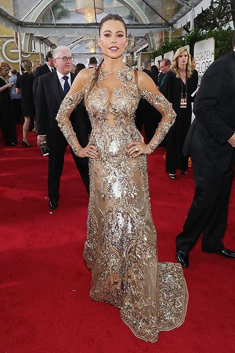 Sofía Vergara at an event for The 74th Golden Globe Awards (2017)