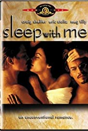 Sleep with Me (1994) Poster - Movie Forum, Cast, Reviews