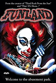 Funland(1987) Poster - Movie Forum, Cast, Reviews