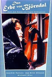 Das Erbe von Björndal Poster