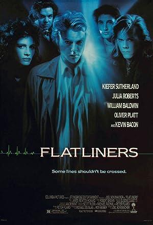 Poster Flatliners - Heute ist ein schöner Tag zum Sterben