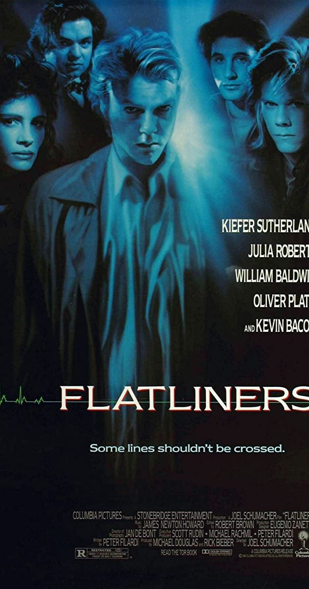 Besivaikantys mirtį / Flatliners (1990) Online