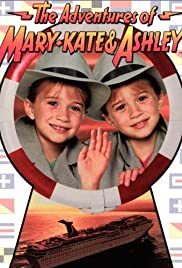 The Adventures of Mary-Kate & Ashley: The Case of the Mystery Cruise Poster