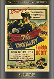 7th Cavalry (1956) Poster - Movie Forum, Cast, Reviews