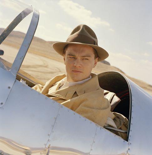 Leonardo DiCaprio in The Aviator (2004)