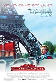 Avenue Montaigne Poster