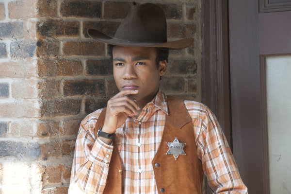 Donald Glover in Community (2009)