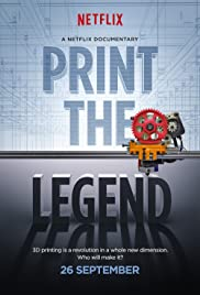 Print the Legend (2014) Poster - Movie Forum, Cast, Reviews