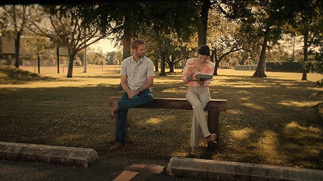 Paul Walker and Genesis Rodriguez in Hours (2013)