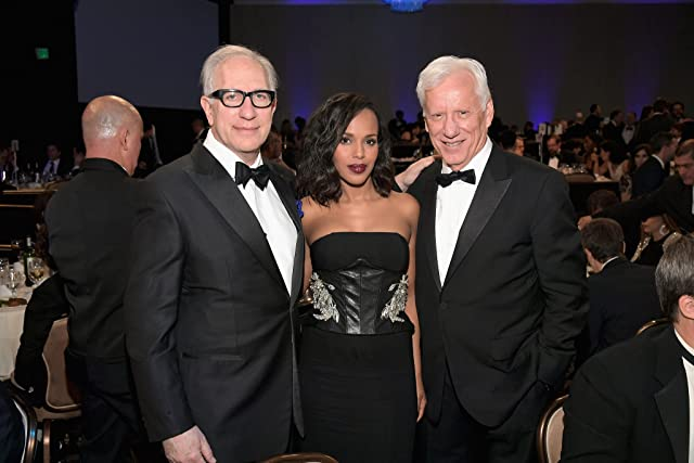 James Woods, Howard A. Rodman, and Kerry Washington