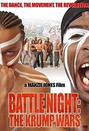 Battle Night: The Krump Wars Poster