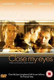 Close My Eyes Poster