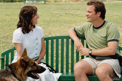 Peter Sarsgaard and Molly Shannon in Year of the Dog (2007)