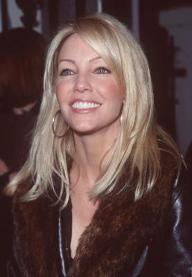 Heather Locklear at Melrose Place (1992)