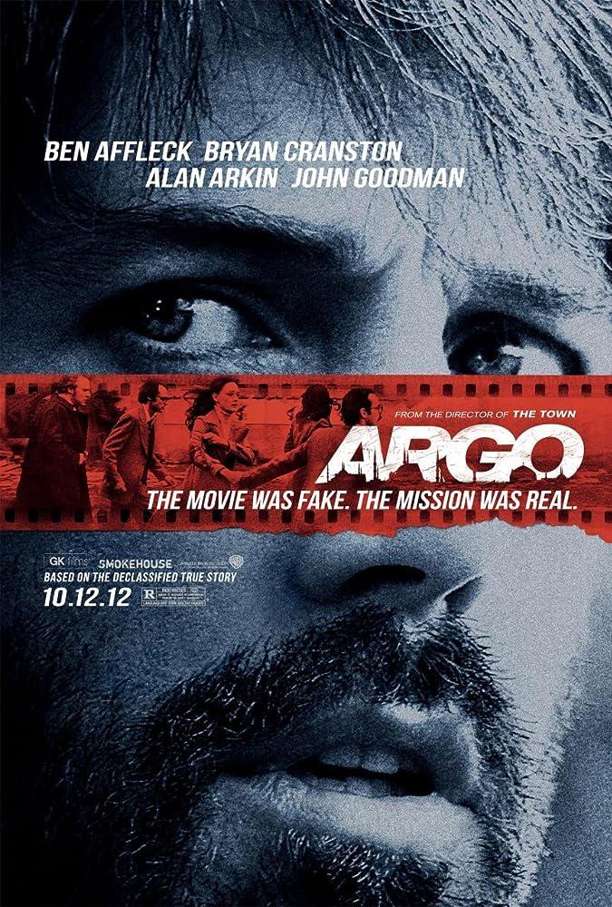 Argo film poster