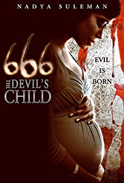 666 the Devil's Child Poster