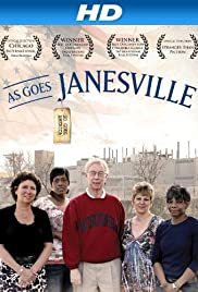 As Goes Janesville Poster