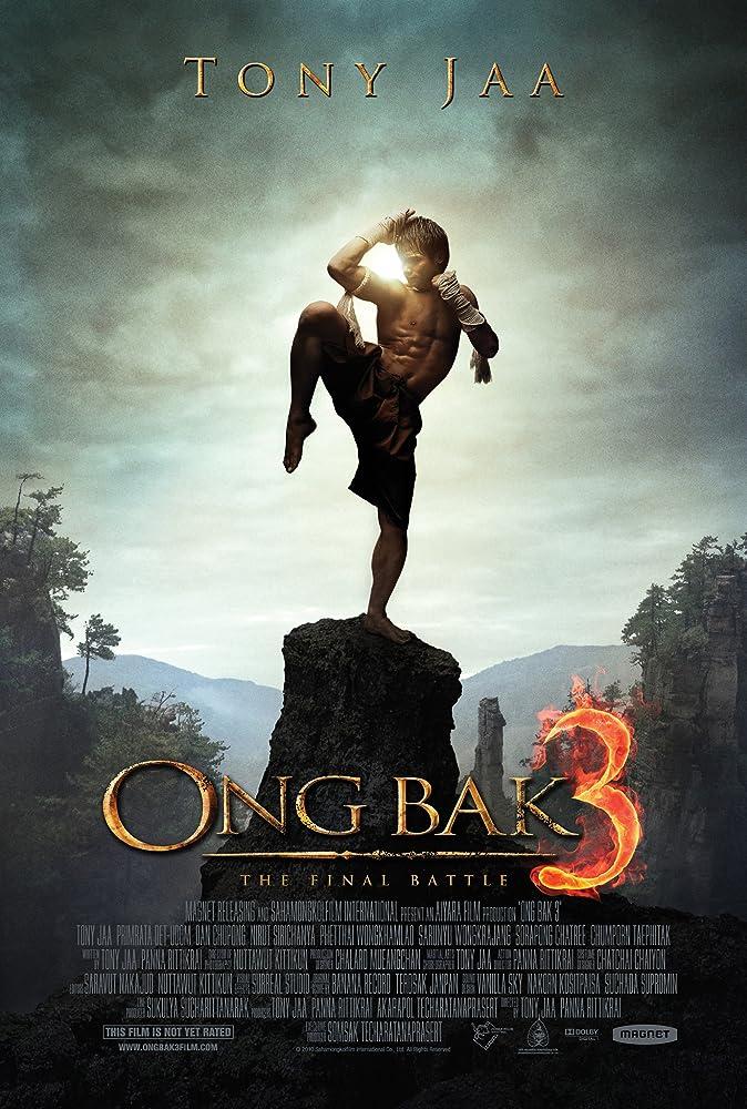 Ong-bak 3 (2010) Tagalog Dubbed