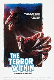 The Terror Within (1989) Poster - Movie Forum, Cast, Reviews