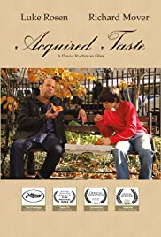 Acquired Taste Poster