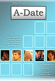 A-Date Poster