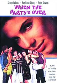 When the Party's Over (1993) Poster - Movie Forum, Cast, Reviews