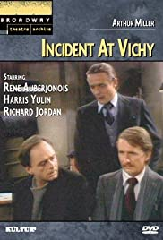 Incident at Vichy Poster