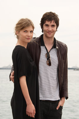 Jim Sturgess and Clémence Poésy at Heartless (2009)