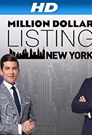 Million Dollar Listing NY Poster - TV Show Forum, Cast, Reviews