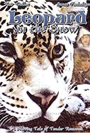 Leopard in the Snow Poster