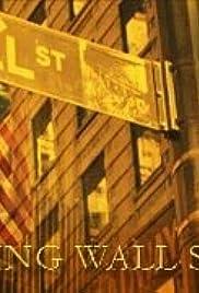 Crashing Wall Street Poster