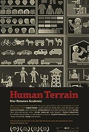 Human Terrain Poster