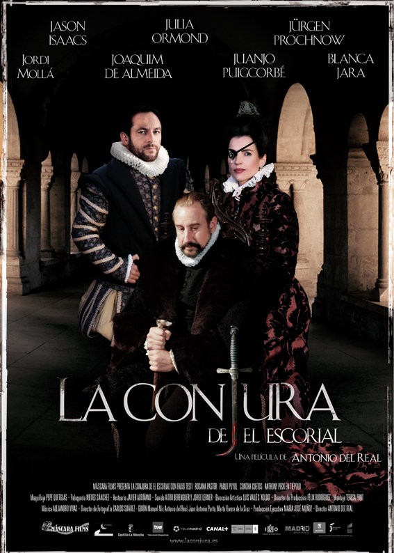 image La conjura de El Escorial Watch Full Movie Free Online