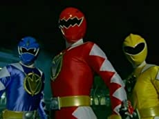 Power Rangers: Dino Thunder Vol.1