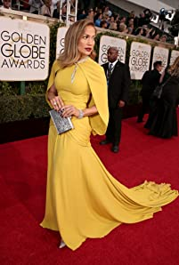 Jennifer Lopez at an event for 73rd Golden Globe Awards (2016)