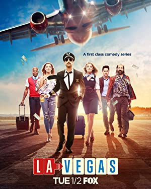 LA To Vegas Poster