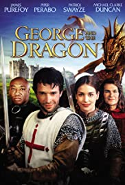George and the Dragon Poster