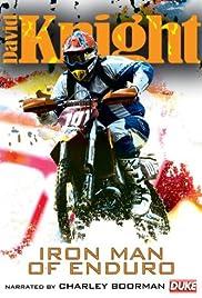 David Knight: Iron Man of Enduro Poster