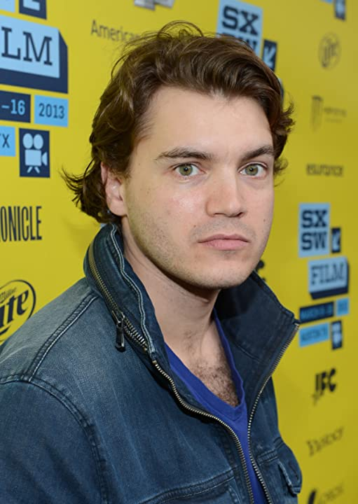 Emile Hirsch at Prince Avalanche (2013)