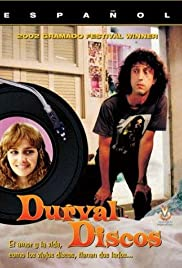 Durval Records Poster
