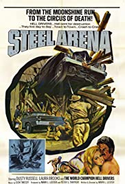 Steel Arena Poster