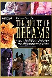 Ten Nights of Dreams(2006) Poster - Movie Forum, Cast, Reviews