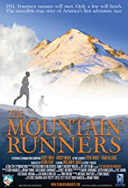 The Mountain Runners Poster