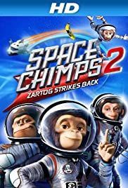 Space Chimps 2: Zartog Strikes Back Poster